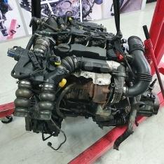 Motor Peugeot 1.6 HDI 2007 109CV ref: 9HZ