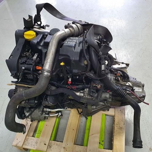 Motor Renault Megane II 1.5 DCI 2007 105CV para veículos