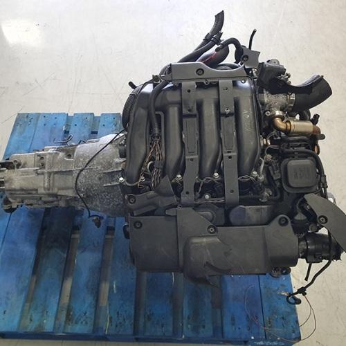 Motor BMW E46 2.0D 2002 de 150CV ref 204d4 para veículos