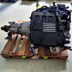 Motor BMW E46 2.0D 2003 136CV ref: 204d1