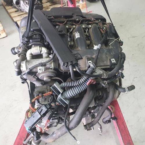 Motor BMW 120D 2.0D 2005 de 122CV completo para veículo