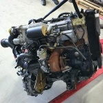 Motor Renault Laguna 1.9 DCI 2005 de 120cv completo