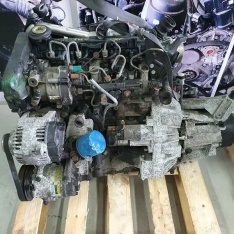 Motor Renault Scénic 1.5 DCI 2006 86CV ref: K9K724