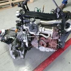 Motor Renault Kangoo 1.5 DCI 2005 70CV ref: K9K 714