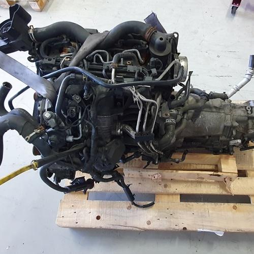 VW CRAFTER 2.0 TDI 2013 CKTB