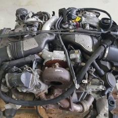 Motor Mercedes Class S S350 3.0 CDI V6 2009 235CV ref: 642 930