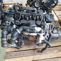 Motor Peugeot Partner 1.6 HDI 2007 75CV ref: 9H03