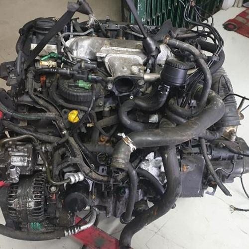 Motor Peugeot 807 2.2 HDI 2005 ref 4HW para veículos