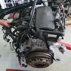 Motor BMW E90 2.0D 2010 184CV ref: N47D20C