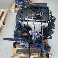 Motor Volkswagen Passat 2.0 TDI 2007 140CV ref BKP