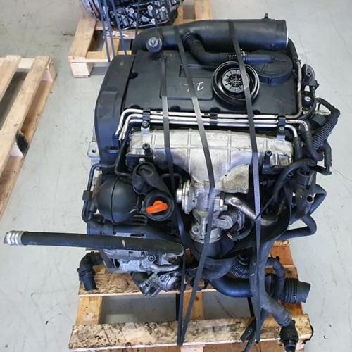 Motor Volkswagen Passat 2.0 TDI 2007 140CV ref BKP para veículo