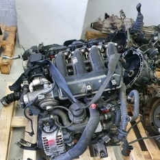 Motor BMW E90 2.0D 2006 163CV ref: 204D4