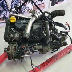 Motor Renault Clio 1.5 DCI 2007 85CV ref: K9K 802