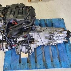 Motor BMW E46 2.0D 2002 150CV ref 204d4