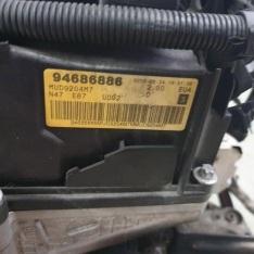 Motor BMW 2.0D E87 2008 177CV ref: N47D20A
