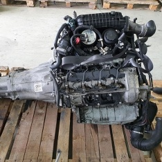Motor Mercedes C220 2.1 CDI 2006 150CV ref 646 963