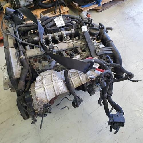 Motor Opel Insígnia 2.0 CDTI 2010 de 160CV ref A20DTH para veículos