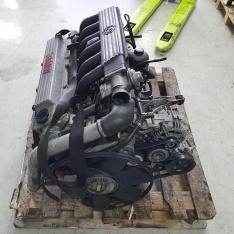 Motor BMW E34 2.5 TD 525 TDS 1998 REF: 256T1