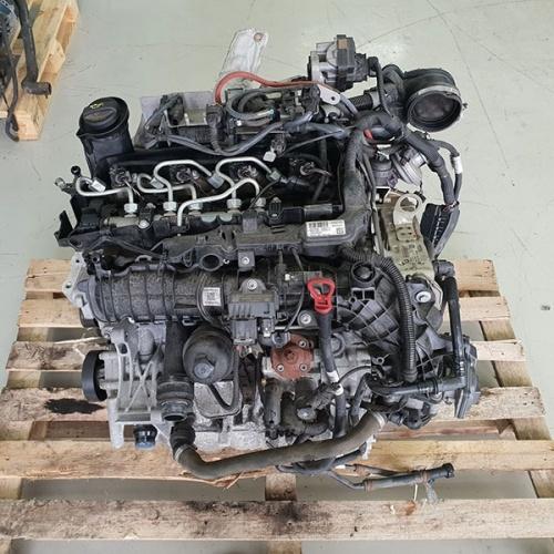 Motor Mini R55 1.6D 2014 de 112CV ref N47C16A para veículo