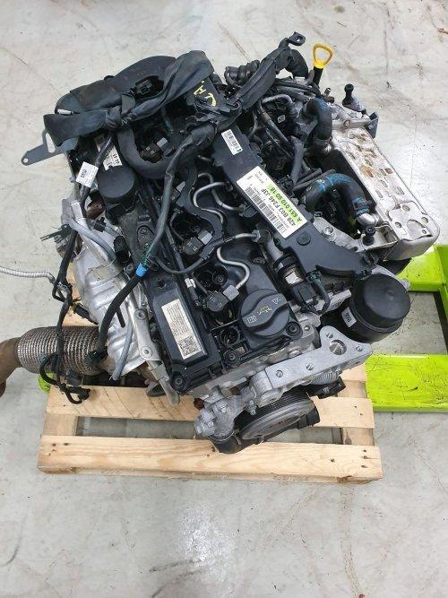 Motor Mercedes CLA 1.8 CDI 2015 de 135CV Ref 651901 para veículos