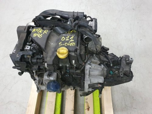 Motor Renault Megane III 1.5 dci ref K9K 846