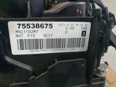 Motor BMW F10 520D 2.0D2014 184CV Ref N47D20C