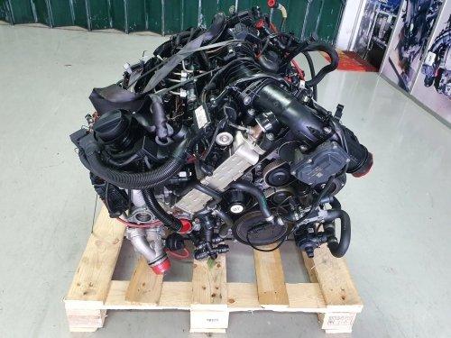 Motor BMW F10 525D 2.0D 2015 de 218CV Ref N47D20D para veículos