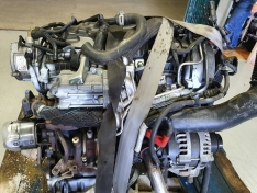 Motor Land Rover SVR6 3.0 TD 2017 300CV Ref 306DT