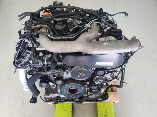 Motor Audi A5 2.7 TDI 2008 de 190CV Ref CGK completo para veículos