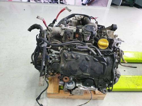 Motor Renault Laguna III 2.0 DCI 2010 150CV Ref M9R802 para veículos