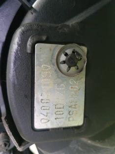 Motor Peugeot Expert 2.0 HDI 2012 125CV Ref RH02