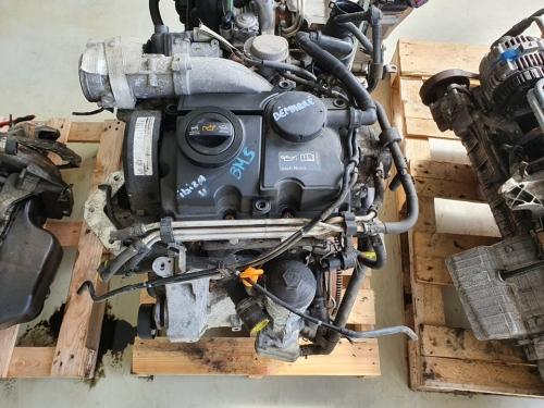 Motor Seat Ibiza 1.4 TDI 2009 de 80CV Ref BMS com injecção