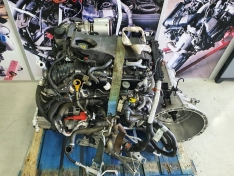 MOTOR JAGUAR XE 2.0D 2018 DE 180CV,REF: 204DTD