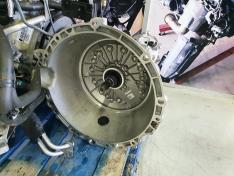 Caixa de velocidades Jaguar XF 2.0D ref: 8HP-45, GX73.