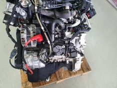 MOTOR JAGUAR XF 2.0D 2019 DE 180CV,REF 204DTD