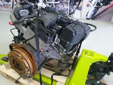 Motor Mercedes 2.1 CDI C220 2009 170cv ref 646 811