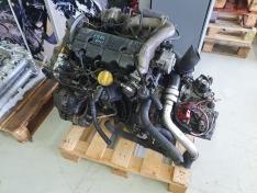 Motor Renault Megane 1.9 DCI 2005 ref F9Q 812