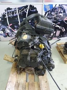 Motor Renault Master 2.5 DCI 2008 de 100cv ref G9U 754
