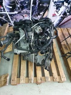 Motor BMW E87 2008 de 177cv 2.0D ref: N47D20A