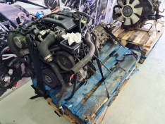 Motor BMW E87 2.0D 2005 de 163cv ref 204D4